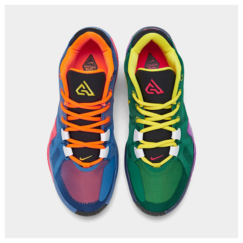 Zoom Freak 1,Nike,字母哥 What The 又来了!?这次是「字母哥」首款签名鞋!