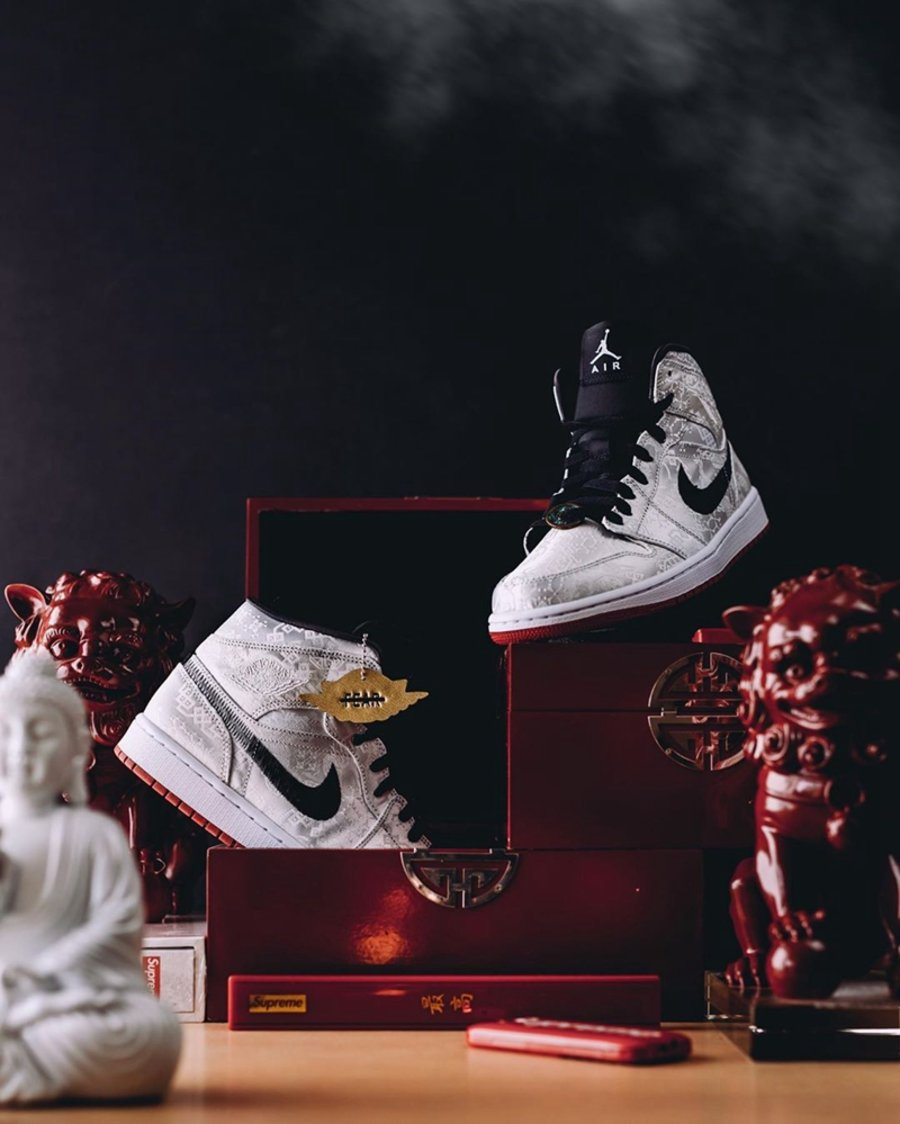 Jordan Brand,Air Jordan 1 Jordan Brand 财报创新高!为此你贡献了多少鞋?