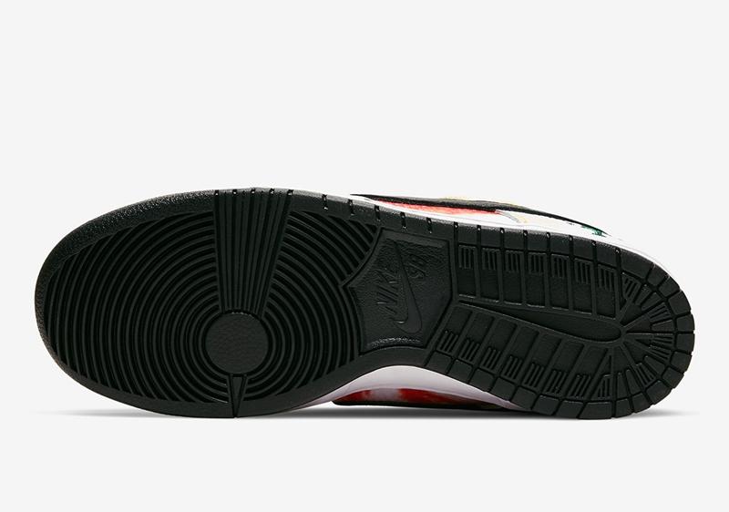 Nike,Dunk SB Low Pro,Raygun Ti 苦等 14 年!这个 Dunk SB「天价神鞋」下周复刻回归!
