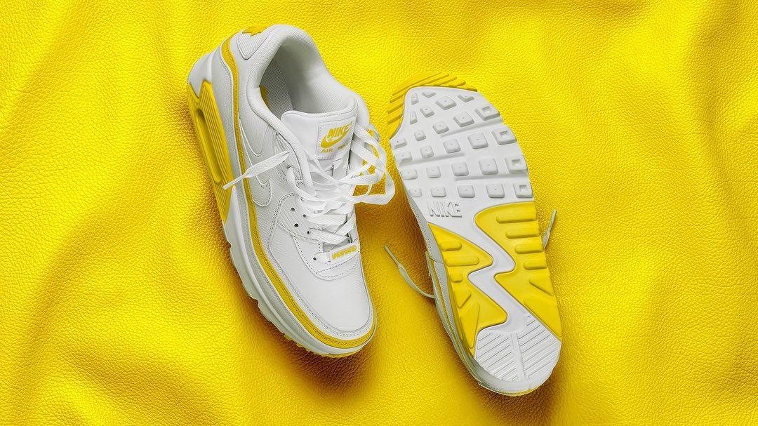UNDEFEATED,Air Max 90,Nike UNDEFEATED 冠希终于又晒新鞋了!这次是接下来的新联名!