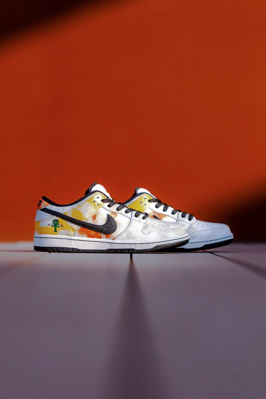 Nike SB,Dunk Low Pro,Raygun,BQ 周董、小编都抢先上脚!苦等 14 年的「天价神鞋」本周五回归!