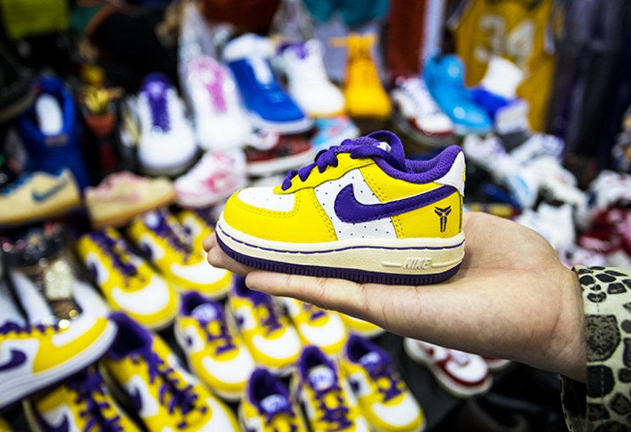 Nike,AJ1,Air Jordan 1  去了這個萬人鞋展,才知道國內竟然有這么多「沒見過的天價鞋」!