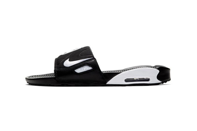 Air Max 90,Nike, 30 周年纪念登场!这双 Air Max 90 的拖鞋,我打赌你没见过!