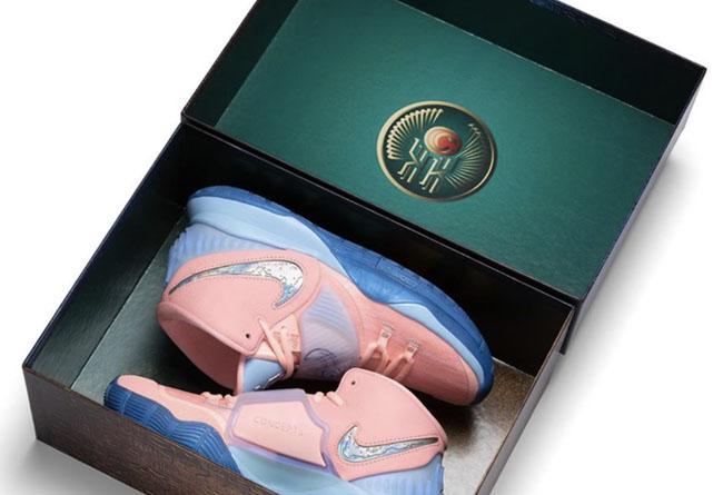 "Concepts x Nike Kyrie 6 ""Khepri"" 货号:CU8879-600"