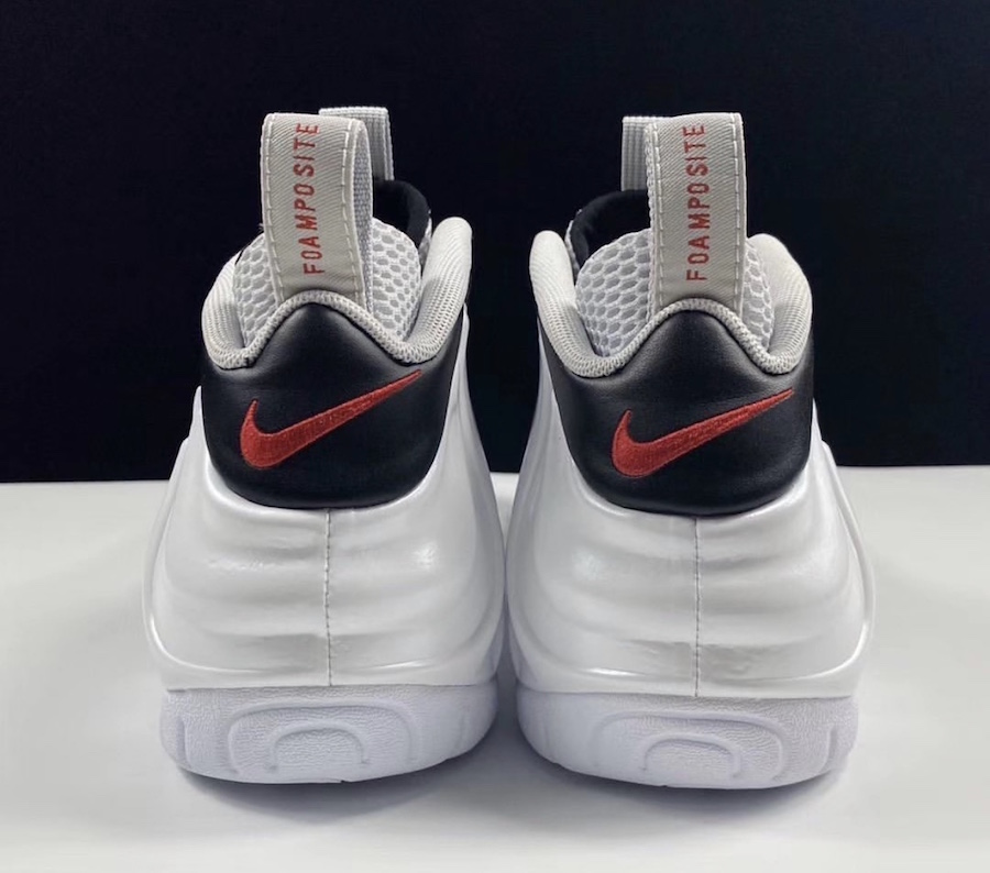 Air Foamposite Pro,Nike,624041 「反转末日博士」泡!全新黑白 Air Foamposite Pro 明年登场!