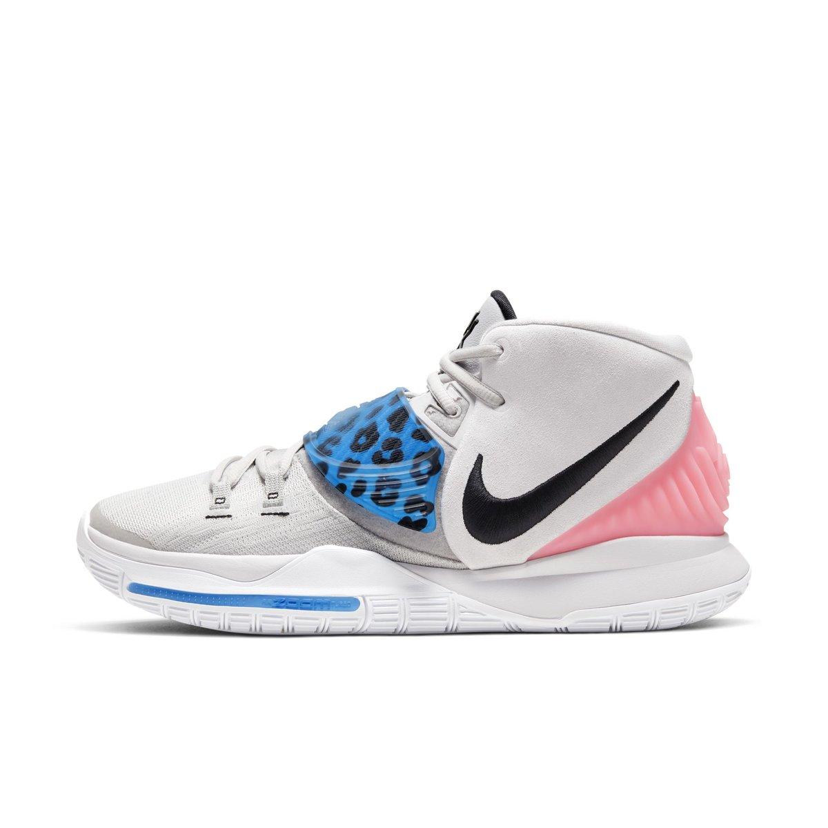 Kyrie 6,Nike, 鸳鸯鞋提!清新糖果色调 Kyrie 6 官图曝光!