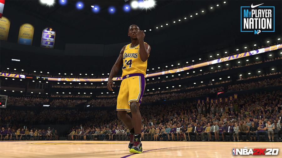 """Nike,NBA 2K20,Kobe 5 Protro,Ch 全新 2K20 x Kobe 5 """"CHAOS"""" 专属配色!不一样的暗黑小丑!"""