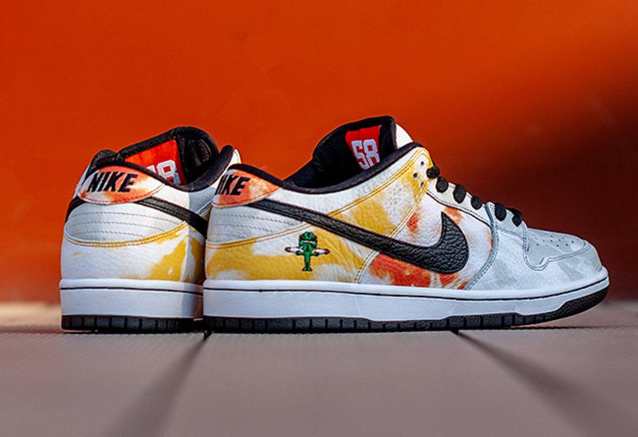 Dunk SB,Nike,AJ6,Air Jordan 6,  RayGun 超火!今年最后一個球鞋發售周末,你搶到了哪雙?
