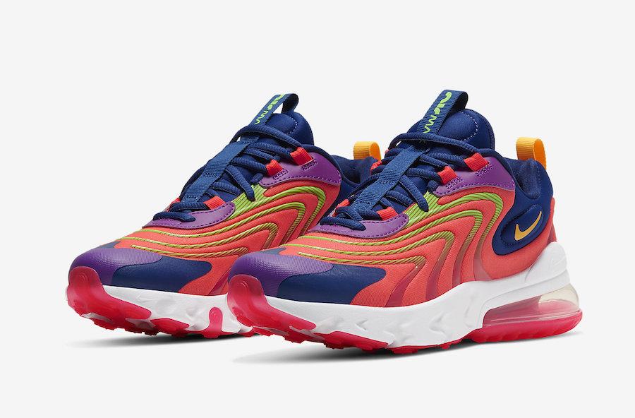 Nike,Air Max 270 React 2020,Tr Travis Scott 联名新鞋上脚来了!同款鞋型还有「平民配色」