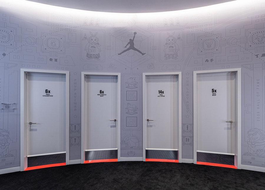 Air Jordan,AJ,CNY,AJ13,AJ34 每个球鞋玩家都该去!全国最大 Jordan 旗舰店刚刚开业!重磅抢先发售