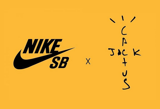 Travis Scott,Dunk SB,Nike,明星,上 Travis Scott 上脚神秘 Dunk SB 新鞋!疑似全新联名曝光!