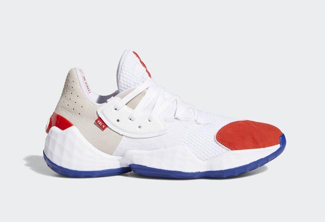 "Harden Vol.4,adidas,Question,R 艾佛森与哈登联名了?!Harden Vol.4 ""Question"" 即将发售"