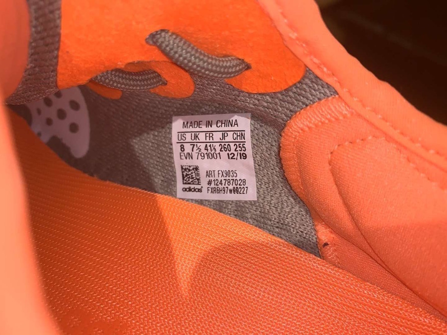 adidas,Yeezy Boost 350 V2,FX90 Yeezy 350 V2 明年又有新玩法!侧透满天星版本首次出现!