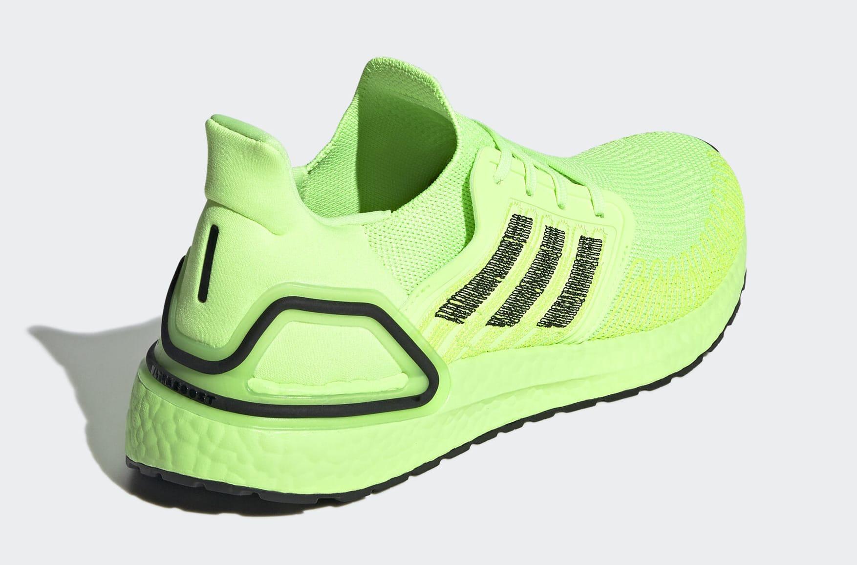 Ultra Boost 20,adidas,UB20  難得一見的綠色 Boost!Ultra Boost 20 全新配色即將發售