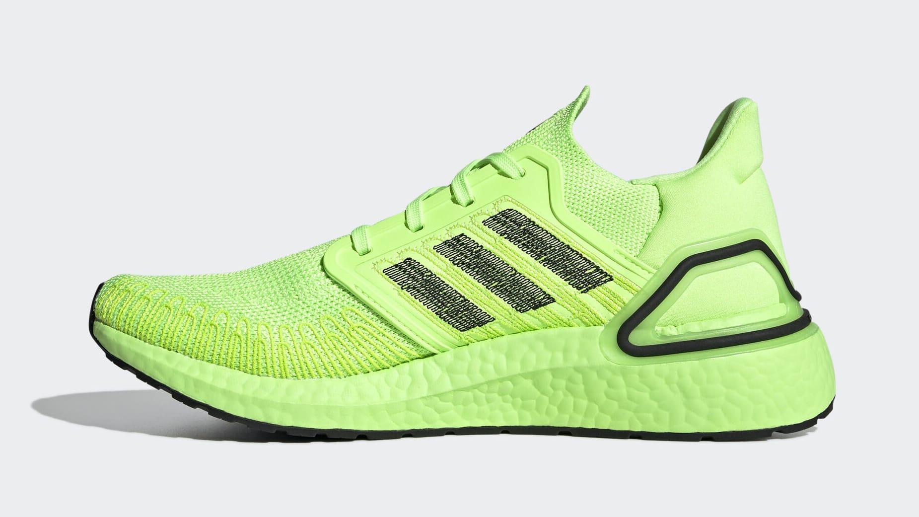 Ultra Boost 20,adidas,UB20 难得一见的绿色 Boost!Ultra Boost 20 全新配色即将发售