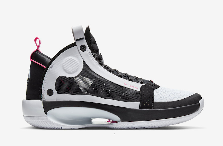 "Air Jordan 34 ""CNY"" 货号:AR3240-016插图(4)"