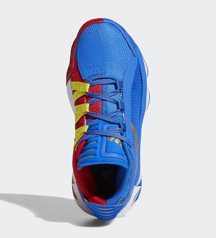 adidas,Dame 6,Sonic the Hedgeh 家喻户晓的动画联名!刺猬索尼克 x adidas Dame 6 官图释出!
