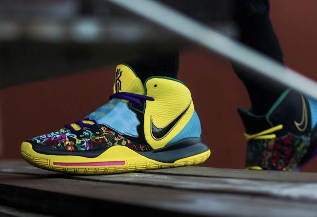 Nike,CNY,中國年,Kyrie 6  全網最快開箱!2020 第一天要搶的球鞋來了!不止一雙!