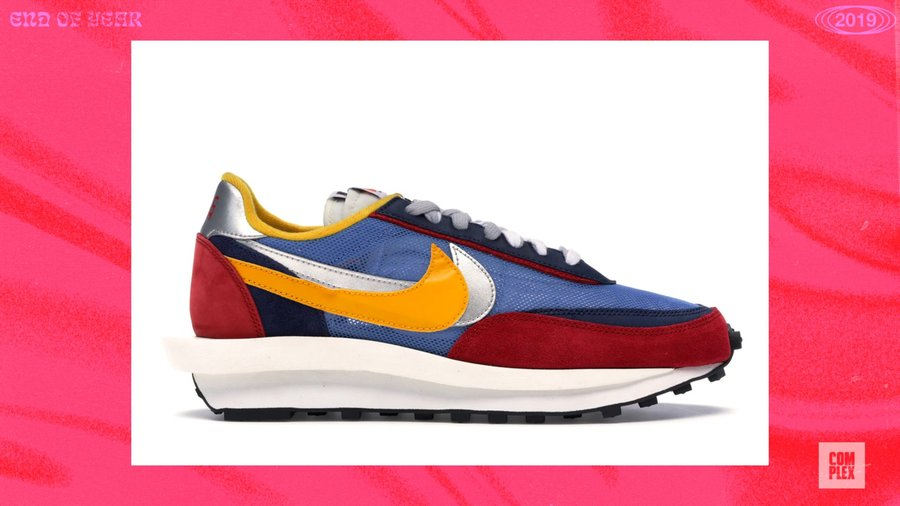 Nike,adidas,Travis Scott, Complex 评选 「2019 年十大最佳球鞋」!第一名居然是...