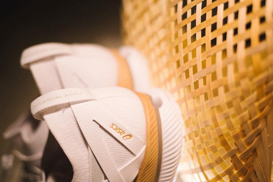 ASICS,Metaride,AMU 将建筑美学融入球鞋设计!ASICS 这波操作你打几分?