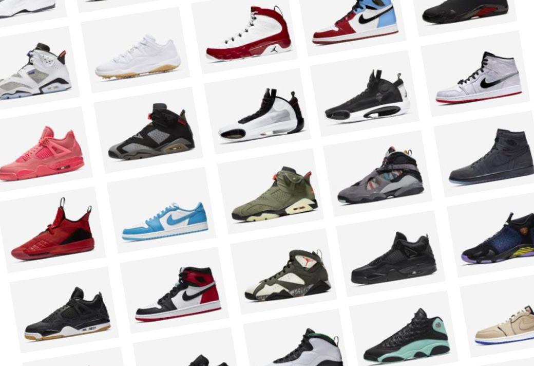 AJ,Air Jordan 2019 一共发售了多少双 AJ?答案超乎你想象!