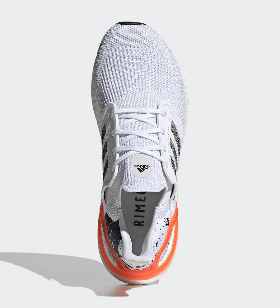Ultra Boost,UB,EG0699 简洁高级的泼墨设计!全新配色 adidas UB 20 即将发售!