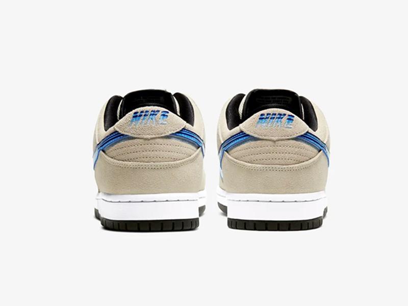 Dunk Low,Nike 花色钩子 + 渐变 Logo!这双 Nike Dunk SB 太好看了!