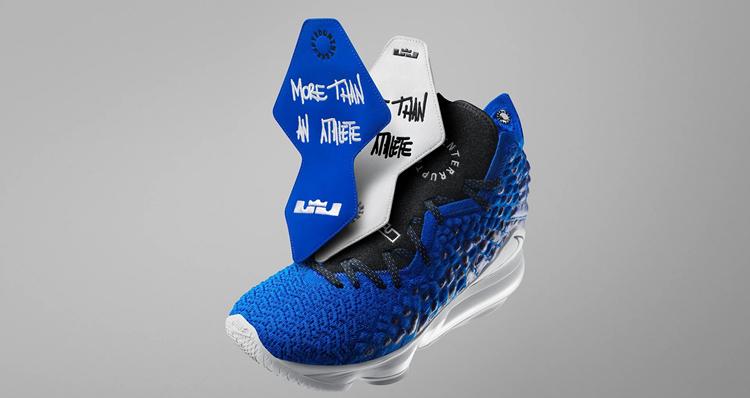 Uninterrupted,Nike,LeBron 17,M 无预警上架!詹皇公司联名 LeBron 17 后天发售!