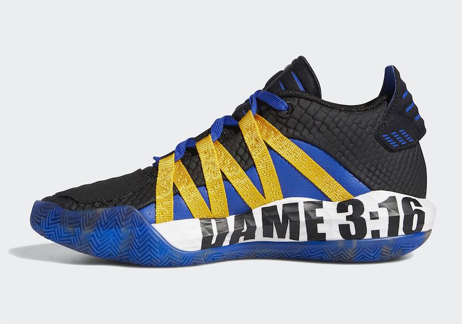 adidas,Dame 6,Stone Cold,FV421 WWE 明星装扮灵感!全新配色 adidas Dame 6 本月登场!