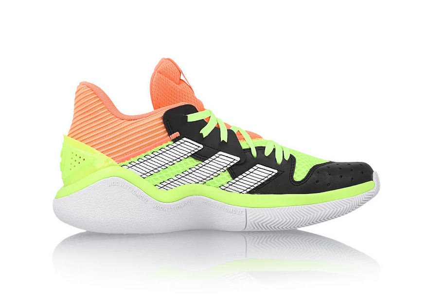 adidas,Harden,Stepback, 居然还有「后撤步」战靴?全新 adidas Harden Stepback 面世!