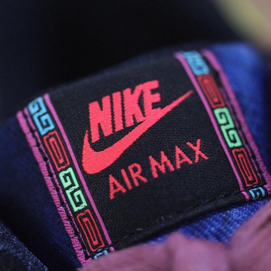 Nike,Air Max 1,CNY,Longevity 最新美图释出!「万寿无疆」Air Max 1 一身都是戏!