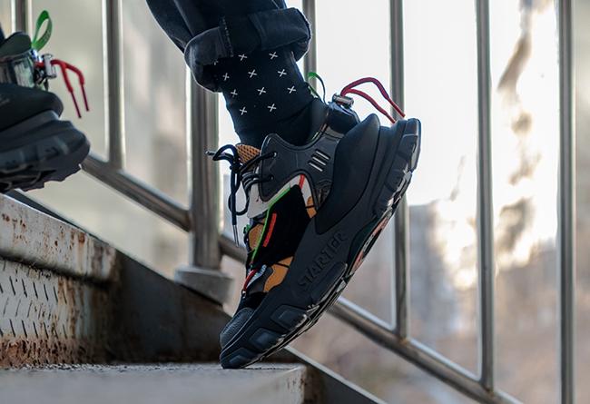 STARTER,Chaos 自从小编穿了这双鞋,回头率暴涨!天天被人搭讪!