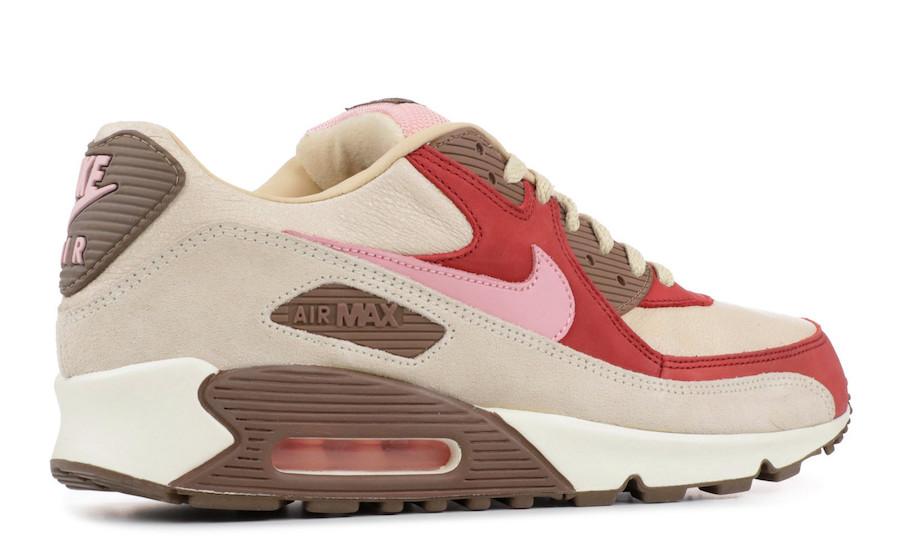 DQM,Nike,Air Max 90,Bacon,培根 亲友版本市价过万!这双 Nike「屠宰场联名」即将重磅回归!