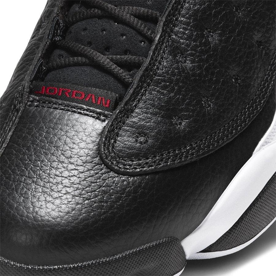 414571-061,AJ13,Air Jordan 13 414571-061 下周发售!翻转熊猫 Air Jordan 13 居然还有 3M 反光效果!
