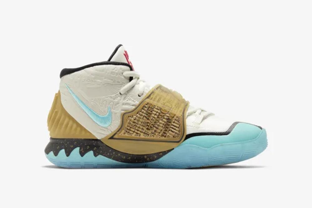 Nike,Kyrie 6,Concepts,LeBron 1 本周发售提醒!欧文联名、反转熊猫、今年首款 Yeezy 都要来了!