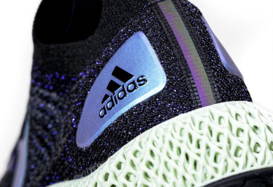 adidas,Alphaedge 4D,发售,FV6106 紫色满天星鞋面!adidas Alphaedge 4D 新品现已发售