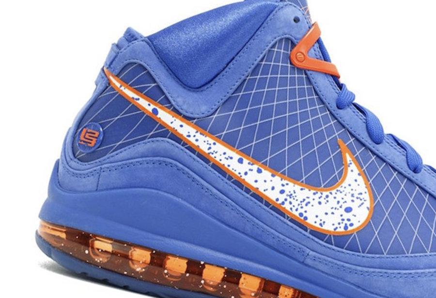 Nike,LeBron 7 元年未市售配色!复古骑士主题 Nike LeBron 7 即将登场
