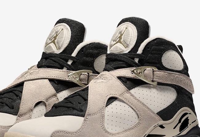 Air Jordan 8,Mushroom,AJ,AJ8 又一双「珍珠奶茶」配色!全新 Air Jordan 8 效果图曝光!