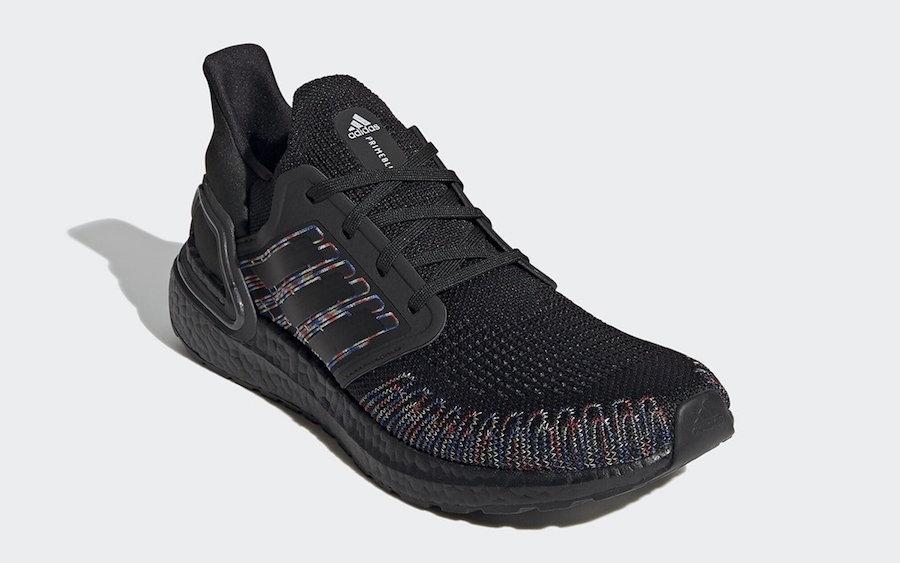 adidas,Ultra Boost 2020,多彩,Mul 低调又闷骚!人见人爱的多彩 Ultra Boost 20 即将发售!