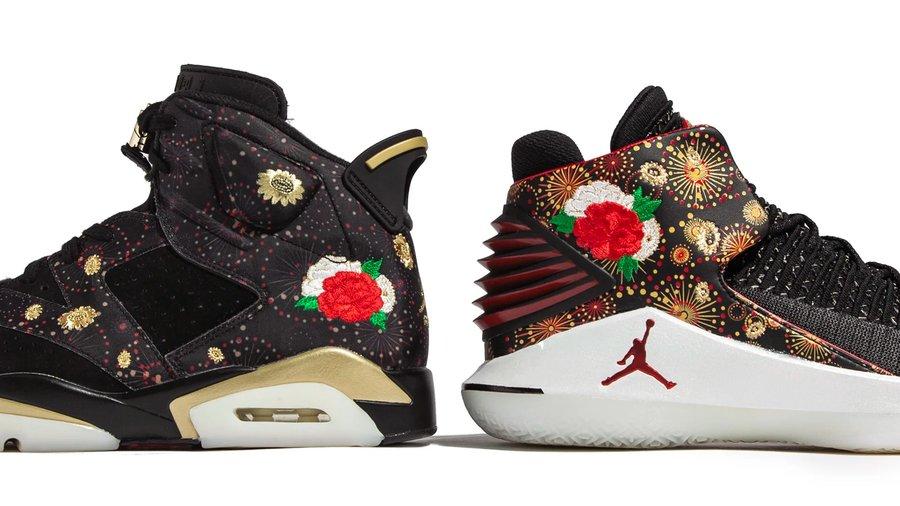 AJ1,Air Jordan 1,CNY,CW0418-00 「鸳鸯 CNY」 AJ1 Low 周六发售!小编提前开箱,上脚超帅!