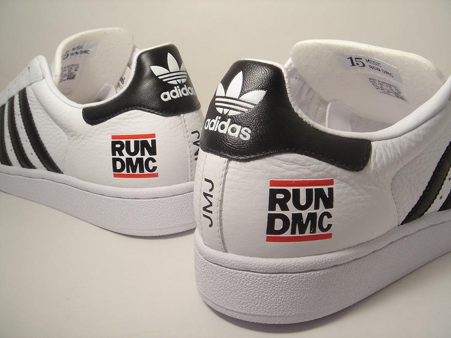 adidas,Superstar,Run D.M.C 50 周年特别款!Run D.M.C x adidas Superstar 有望今年回归!