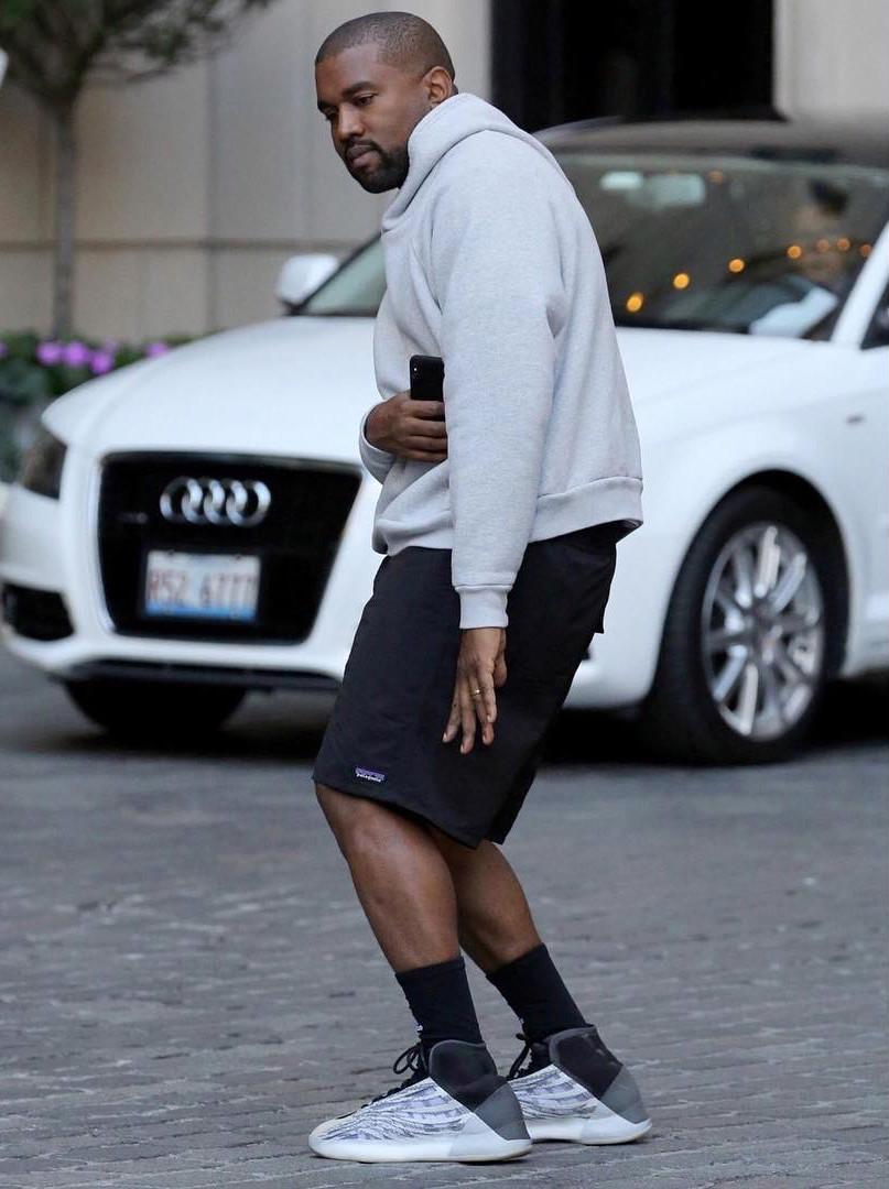 adidas,Yeezy Basketball QNTM,Q  最期待的 Yeezy 终于来了!Yeezy 篮球鞋九月全球发售!