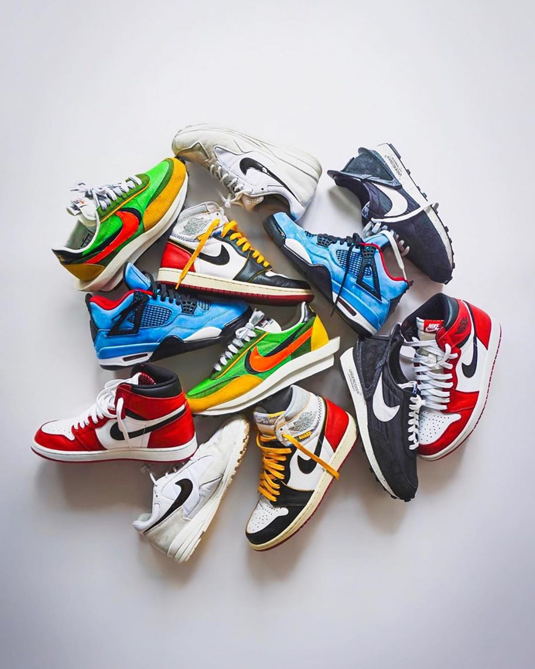 Air jordan 1,AJ1,Dunk,Yeezy,OF 久违的周末快乐!潮流年货准备了吗?一周球鞋美图欣赏 1/10