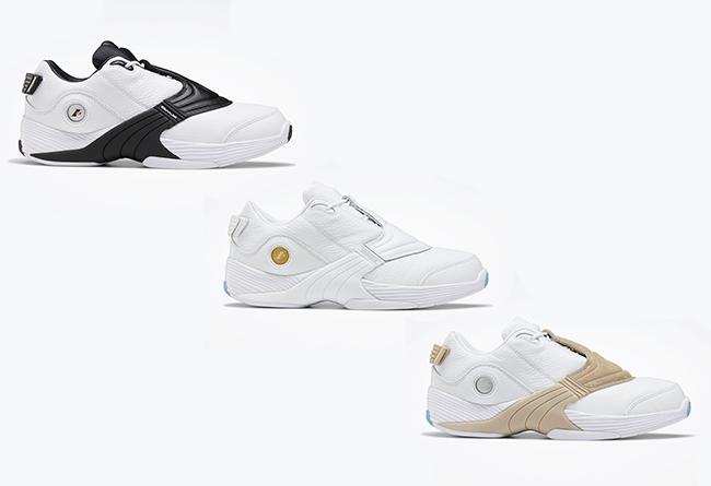 Reebok,Answer V Low,EF7601,EF7 鞋垫带有照片 + 签名!三款 Answer V Low 陆续发售!