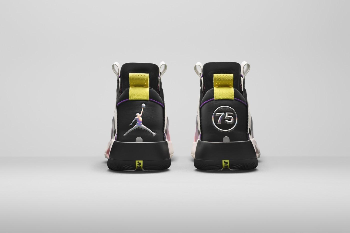 Air Jordan 34,AJ34 全球限量 500 双!这可能最美的一双 Air Jordan 34!