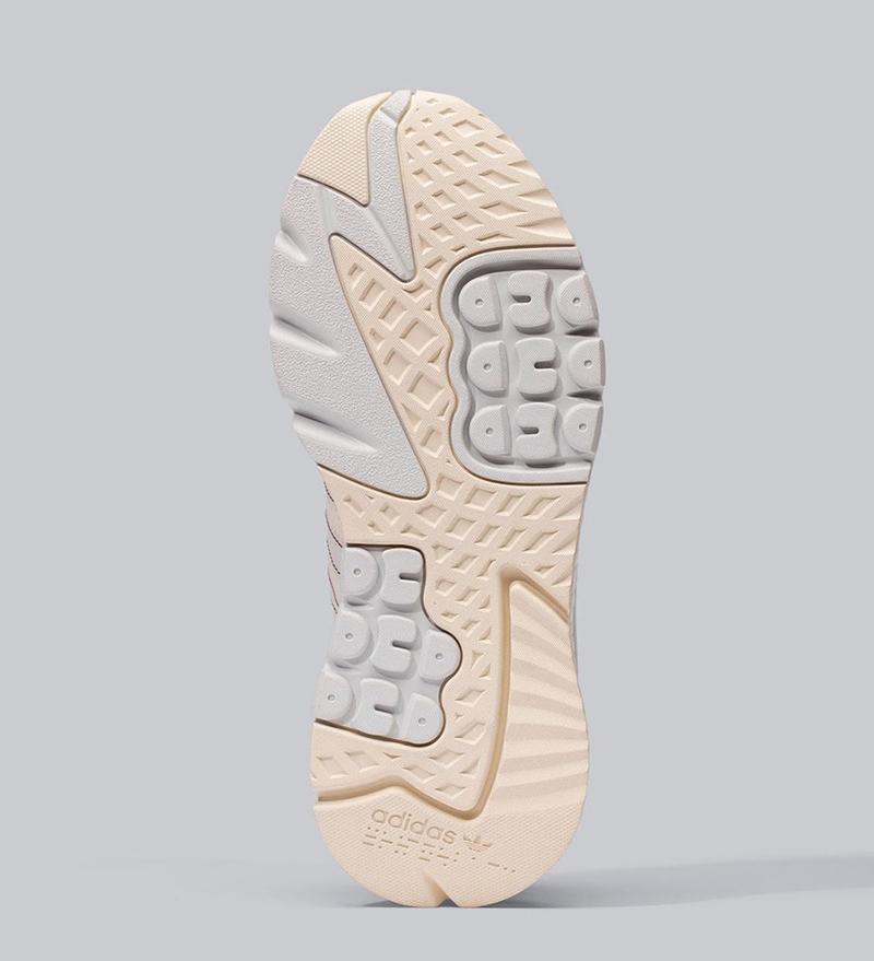 Beyoncé Ivy Park x adidas Nite Jogger 货火博体育app:FX3158(黄)/ FX3239(白)插图(13)