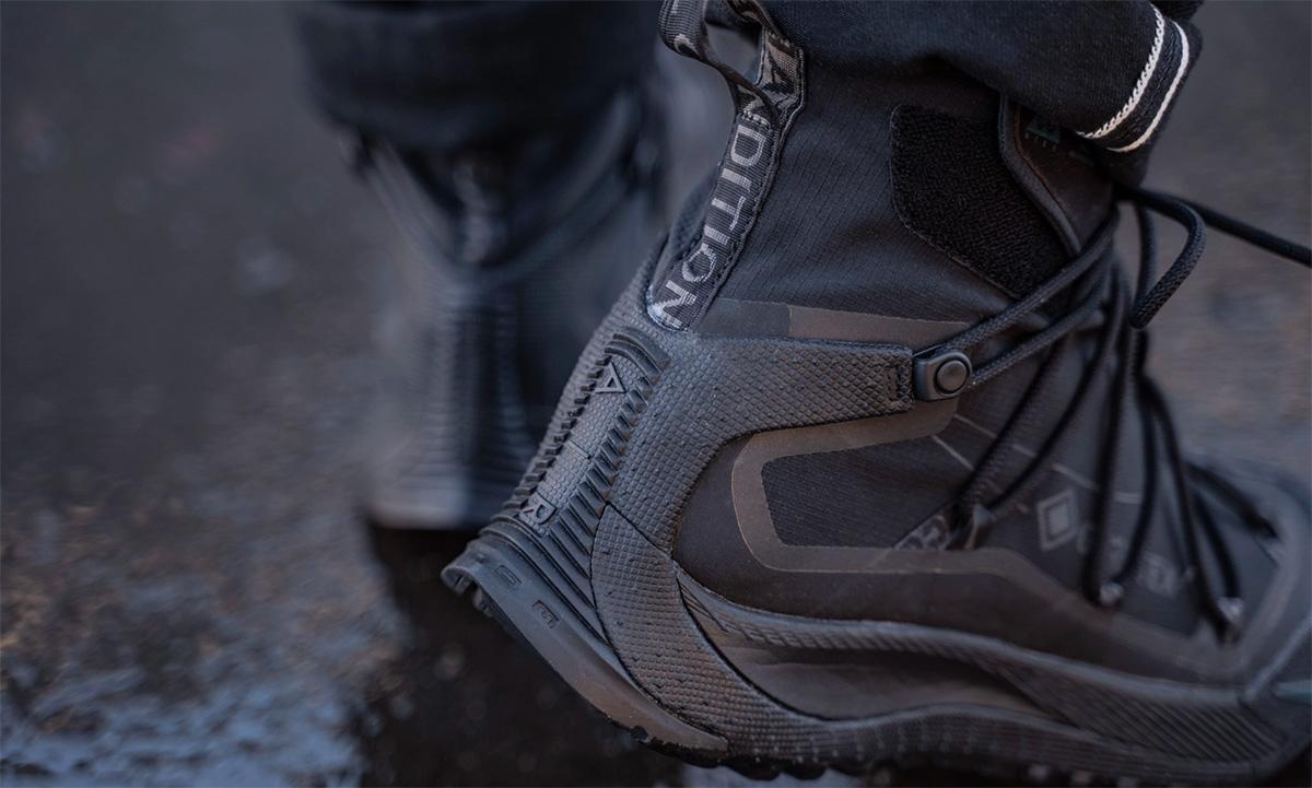 BV6348-001,ACG  Nike ACG 最新出品!又一双无可挑剔的顶配「黑武士」!