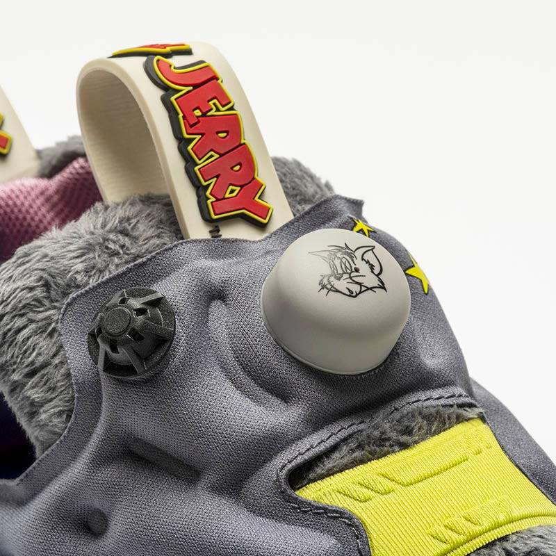 Reebok,Pump Fury 不好抢!「猫和老鼠 x Reebok」真的走心!发售信息在此!