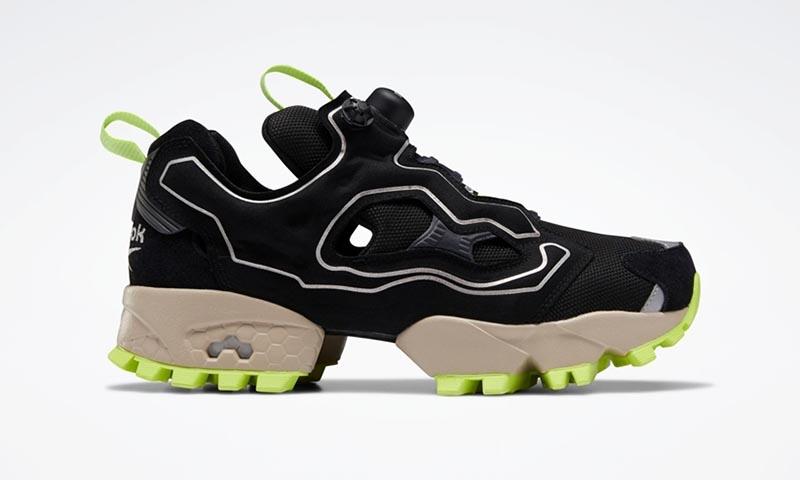 Reeobk,Insta Pump Fury Shroud, 春节外出游玩,你可能需要这双机能强大的户外战靴!