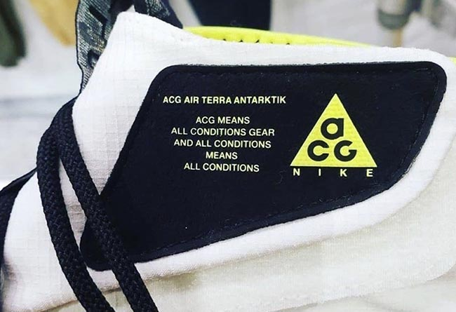 Nike,ACG,Air Terra Antarktik,W  性能、颜值均在线!Nike ACG 最新鞋款曝光,即将发售!